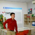 Anh Hương - Giám đốc Công ty Vietbis - Hà Nội