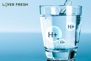 Nước điện giải ion axit