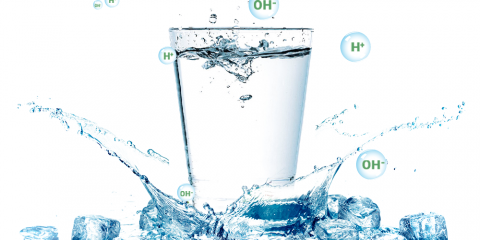Nước ion kiềm cho trẻ em